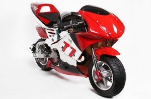 Pocketbike-Test PS77