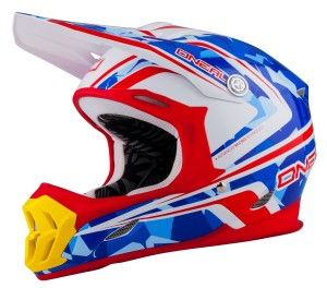 Pocketbike-Test Helm O-neal 7