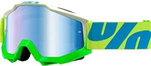 Pocketbike-Test Schutzbrille Accuri
